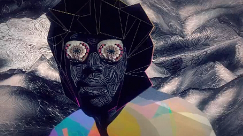 Thundercat Theme Song on The New Flying Lotus Music Video Ft  Thundercat   Motionographer