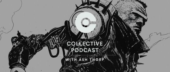 The Collective podcast brought together many members of the team