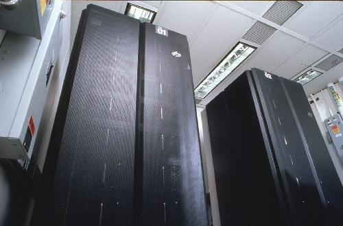 IBM's mighty Deep Blue (1997)