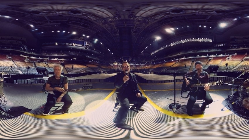 MPC VR Teamed Up with Vrse for Chris Milk's Interpretation of U2's 'Song for Someone'