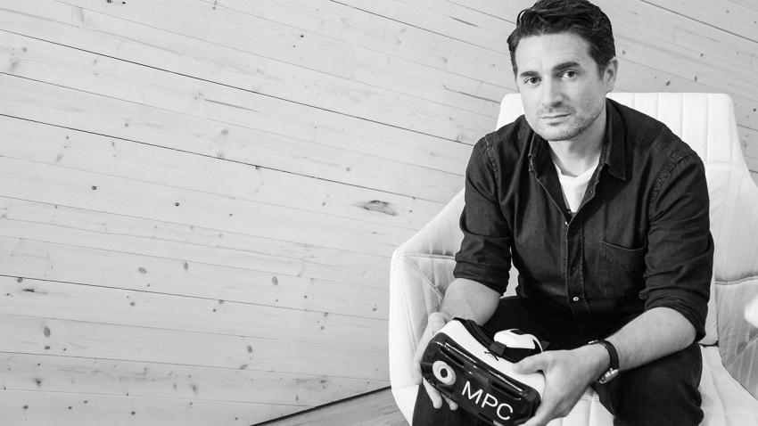 Tim Dillon, Executive Producer MPC VR and MPC Creative