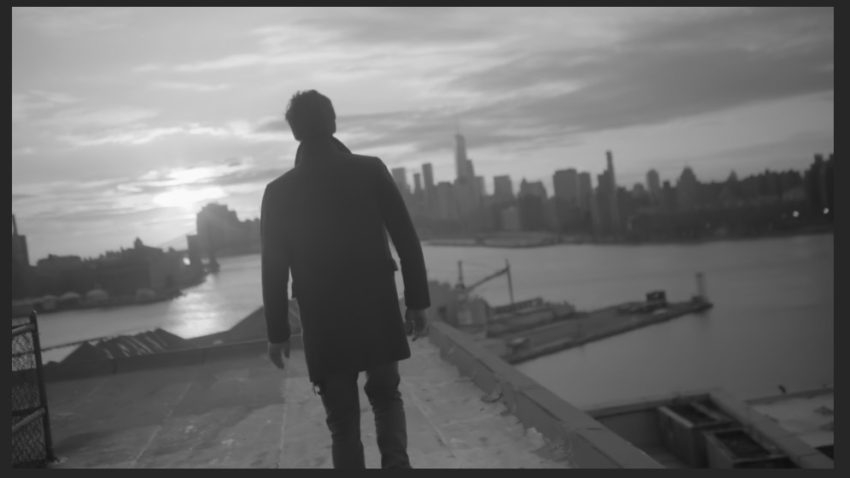 Toros Kose shot some material in NYC