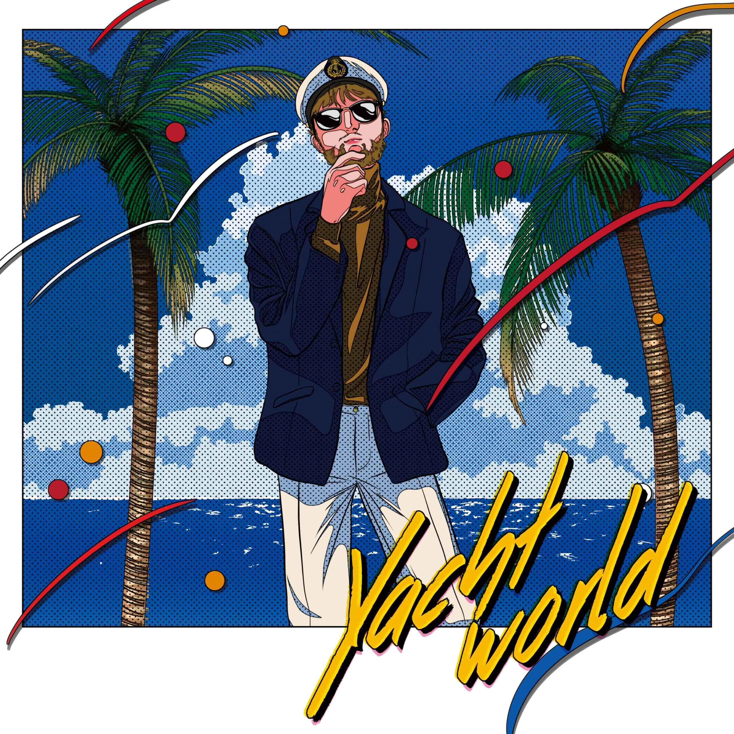 Yacht World (Cover Art)